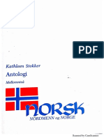1988a1a6 Norsk, Nordmenn Og Norge 1 | Verb | Pronoun