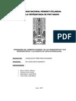 Monografia de Leg. Tri. aduanera