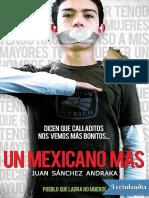 Un Mexicano Mas - Juan Sanchez Andraka