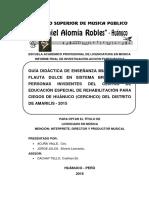 Tesis Guía Didáctica de Enseñanza Musical. PDF