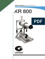 Keratometro Lux Vision