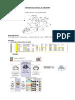 Hoja De procesos de Manufactura (Fresado)