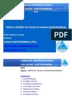 Tema 8-Diseno de Pozos de Aguas Subterraneas (1)