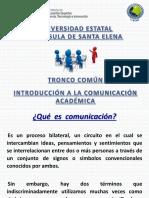 Lenguaje y Comunicacion II
