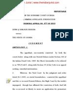 Sanjaya Behra v. State of Odisha