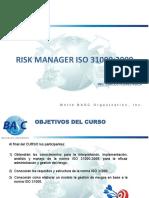 Basc Risk Manager Iso 31000-Mayo 2016