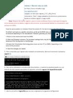 Instalación Vagrant en Windows + rails