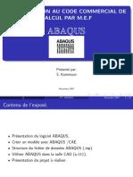 ABAQUS 1