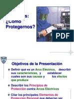 Proteccion Ante Arcos Electricos
