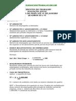 Manual Quadros Nr4