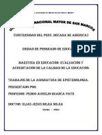 TRABAJO DE MAESTRIA epistemologia prof. PEDRO HUANCA PAYE.docx