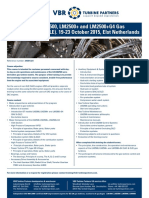 Brochure VBR Open LM2500 Familiarization Training Elst 2015