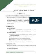 Proyecto Final Restaurantes