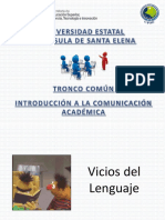 Lenguaje y Comunicacion IV