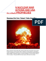 Russian Nuclear War Preparations and USA Attack Prophecies.pdf