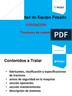 Diaposivas-tractores de Cadenas