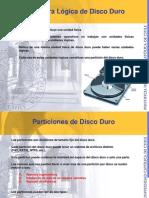Particiones y Sistemas de Archivos