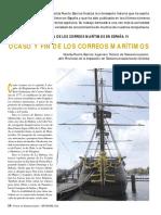 Ocaso y Fin de Los Correos Marítimos
