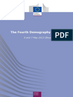 20130610 Report Demography Forum European Union