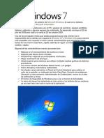 Windows 7 y 8