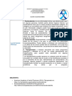 GLOSARIO-ESCLEROSIS-SISTEMICA