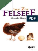 Alexander Moseley - A'dan Z'ye Felsefe.epub
