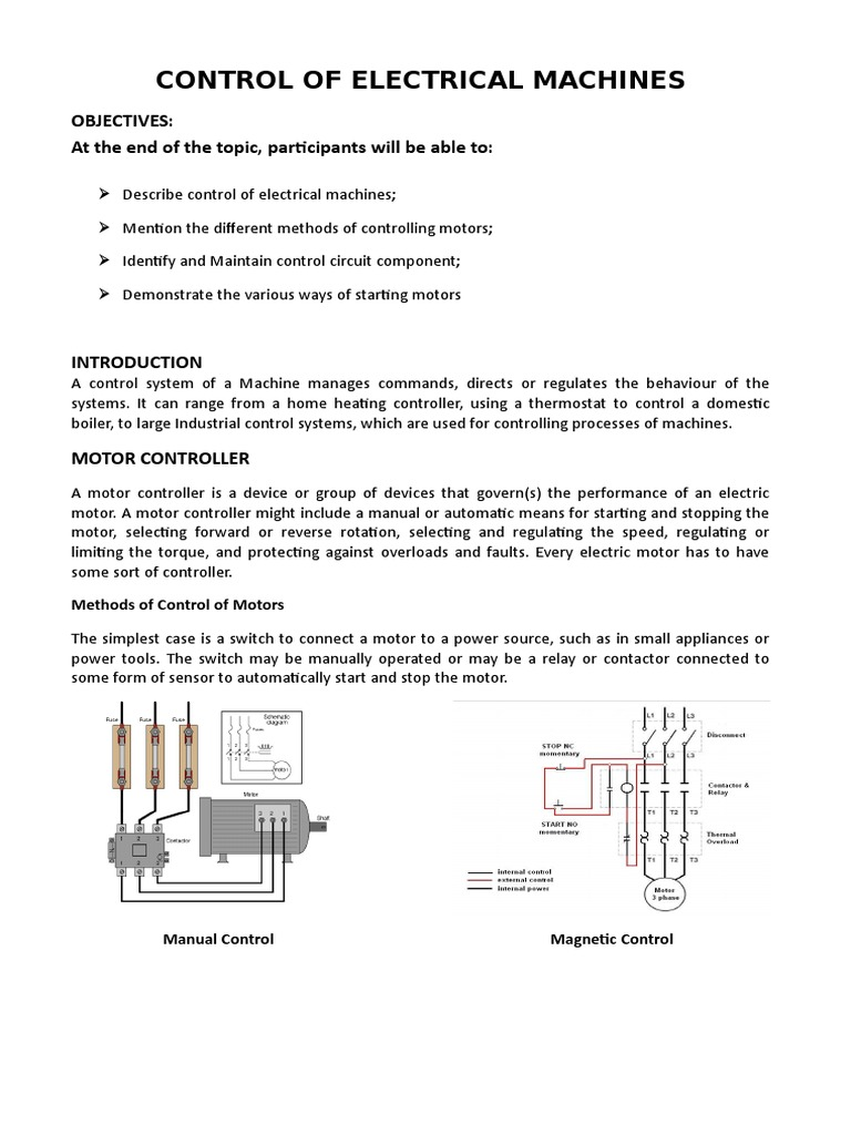 Fantastic Handbook Of Electrical Motor Control Systems Pdf Image ...