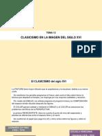 t12 Clasicismo s Xvi