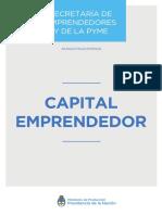 Fondo Fiduciario para el Desarrollo del Capital Emprendedor