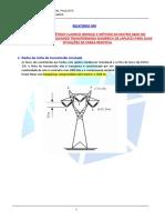 Graficos energização da linha trifasica, com TNL e Classico