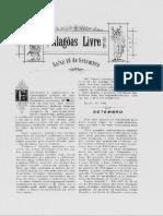 Alagoas Livre de 1901