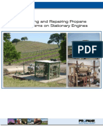 MaintainingRepairing PropaneStationaryEngines