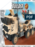 3731 Snake Mobile Defensive Unit instruction