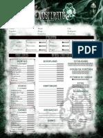 Clã Nosferatu Editável 2pgs