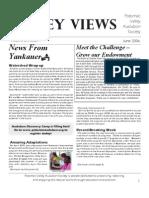 June 2006 Valley Views Newsletter Potomac Valley Audubon Society