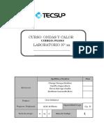 Informe 2 - Ondas y Calor - Torres Lizárraga Claudio