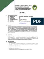 Silabo de Economia Ambiental y Ecologica-2017