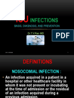 Infections in Icu