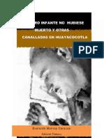 Muerte Pedro Infante