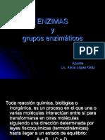 1-ENZIMAS y Grupos Enzimáticos