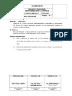 PROCEDIMIENTO funciones,  responsabilidades y autoridas.doc