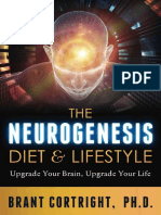 Brant Cortright - The Neurogenesis Diet and Lifestyle****