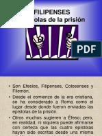 Las Epístolas de La Prisión, Ana Zoila D