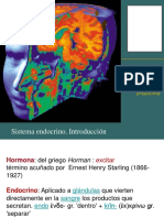 Mecanismo Hormonal