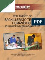 1 RM 818 Reglamento Bachillerato T-H