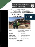 Informe 1ra Visita Campo Presentar 08-11-17
