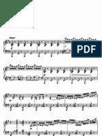 7591505 One Winged Angel Sheet Music