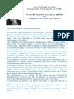 CARTA PASTORAL ANTE LAS PRÓXIMAS ELECCIONES