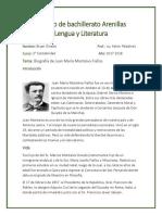 Juan Montalvo Biografia