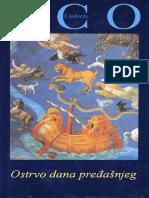 Ostrvo Dana Predjasnjeg - Umberto Eco